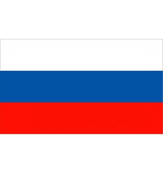 Полотно флага России (145см на 90 см ) сетка